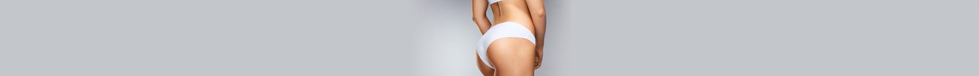 female showing undergarment